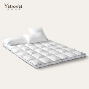 雅西亚95白鹅绒羽绒床垫