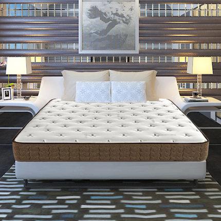弹簧床垫品牌_雅兰床垫云睡乳胶床垫双人弹簧床垫|旗舰专卖店