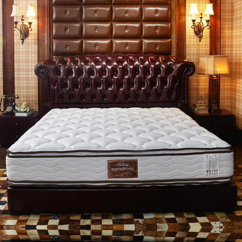 雅兰床垫凯宾斯基酒店款乳胶席梦思