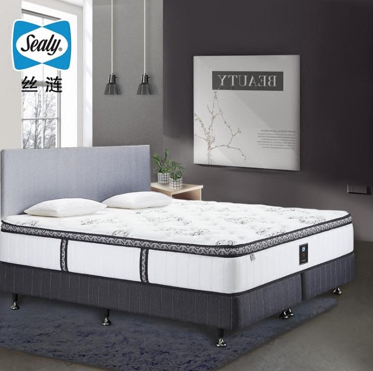 Sealy/丝涟床垫弹簧1.8m双人床 乳胶偏软永恒好不好呢?